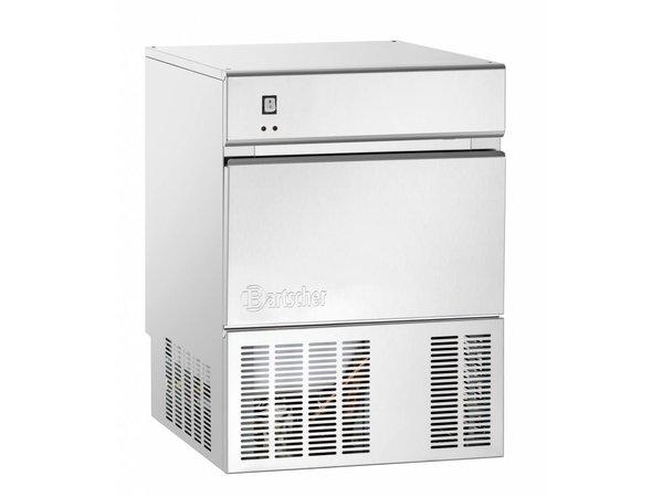 Bartscher Eismaschine - 45 kg / 24h - Eigenkapital 45kg - 50x61x (h) 69cm