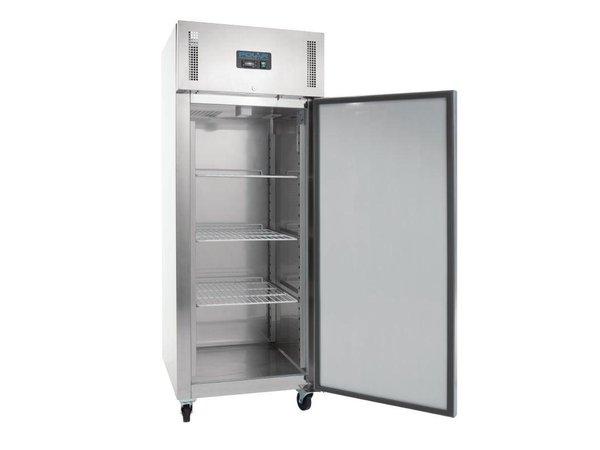 Polar RVS - Cooling for 2/1 - 1/1 GN bins - 650 Liter - Self-closing - 74x83x (h) 201cm