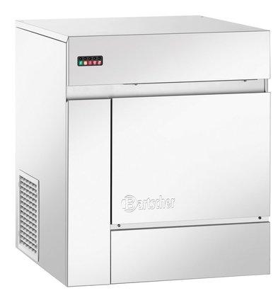 Bartscher Scherf Eismaschine - 90 kg / 24 h - Vektor 20kg - 57x60x (h) 68cm