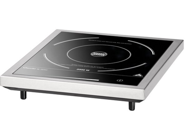 Bartscher Induction Cooker - Glass cooktop - 8 institutions - 33x34x (h) 6cm
