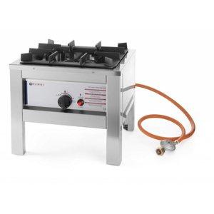 Hendi Hokker Big Flame 6700W | Propane gas incl.ombouwset