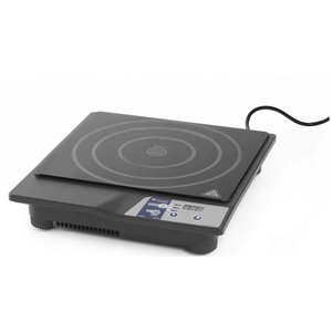 Hendi Induction Cooker digital - 230V / 50Hz - 1800W - 315x345x (h) 70