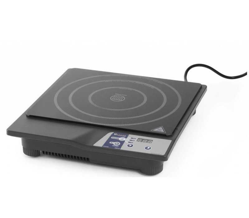 Hendi Induction Cooker digital - 230V / 50Hz - 1800W - 315x345x (h) 70