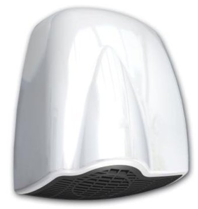 VAMA Plastic Hand Dryer White | 15 sec | 1850W | QUIETEST HAND DRYER THAT THERE