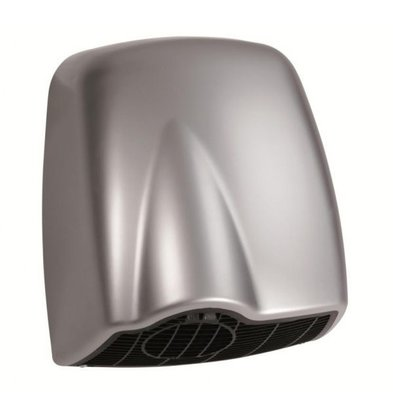 VAMA Hand Dryer Plastic Gray | 15 sec | 1850W | QUIETEST HAND DRYER THAT THERE