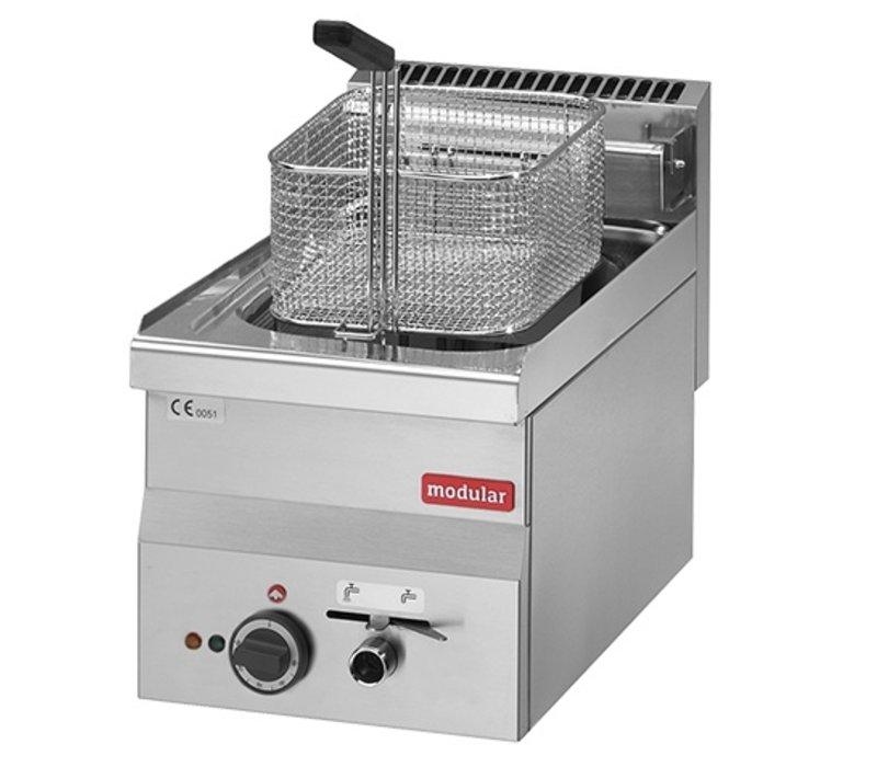 Modular Fryer Series 600 Modular | Electrical | With drain valve | 10 Liter | 7.5 kW | 400V | 300x600x (H) 280cm