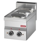 Modular 600 Modular Electric stove | 2 Pits | 3000 Watt | 300x600x (H) 280mm