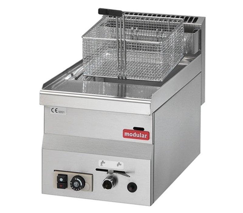 Modular Friteuse Gas | 600 Modular | 8 Liter | 6,8 kW | 300x600x(H)280mm