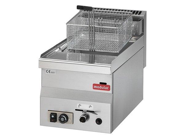 Modular Fryer 600 Modular | Gas | 8 Liter | 6,8 kW Propan | 300x600x (H) 280mm