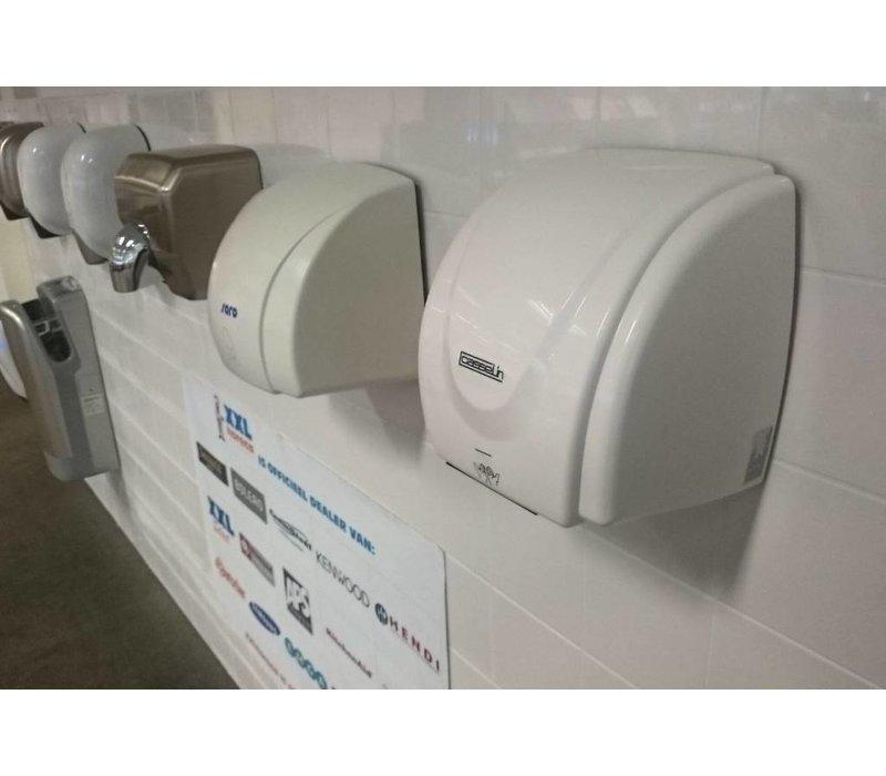 VAMA Hand Dryer Plastic Gray | 15 sec | 1850W | QUIETEST HAND DRYER THAT THERE
