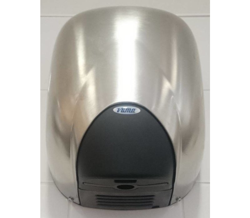 VAMA Hand Dryer Stainless Steel | Super Economical | 10-12 sec | ONLY 550W but powerful!