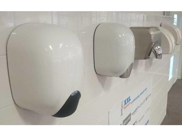 VAMA Händetrockner White Steel | SUPER EFFICIENT | 10-12 sec | 550W