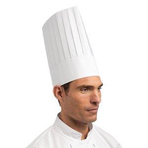 XXLselect Einweg-Kochmütze Paper - 50 Stück