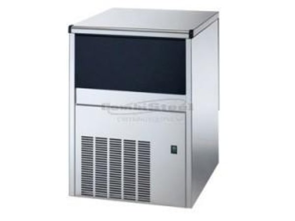 Combisteel Ice machine - 34kg / 24h - 16kg Availability