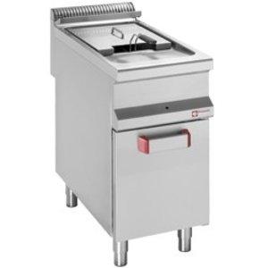 Diamond fryer | gas | 20 Ltr | 13 kW | With Mount | 40x90x (h) 85 / 93cm