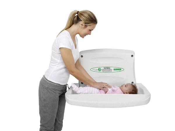 XXLselect Baby Changed Table - Foldable -760x145x (H) 585mm