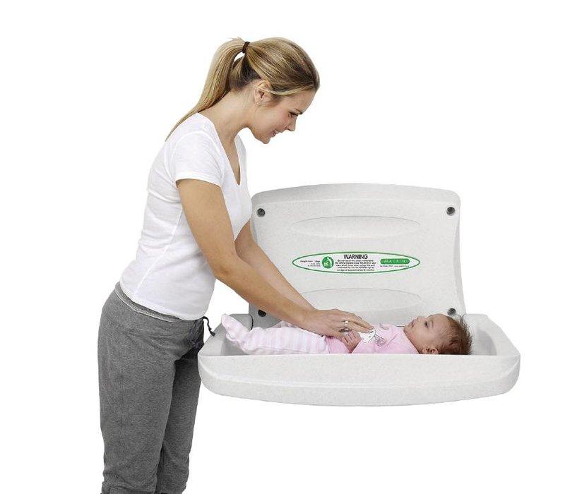 XXLselect Baby Verschoningstafel - Inklapbaar -760x145x(h)585mm