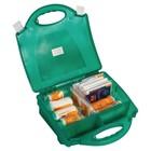 XXLselect Erste-Hilfe-Tasche - Für Proffesional & Private - 10 Personen - Grün