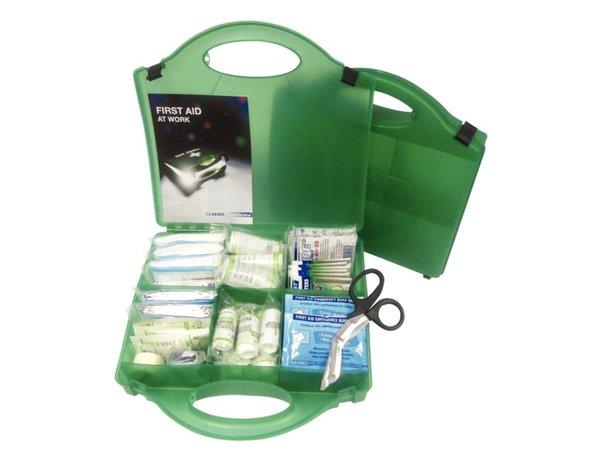 XXLselect EHBO Doos Premium - Medium - Groen - 20 Personen