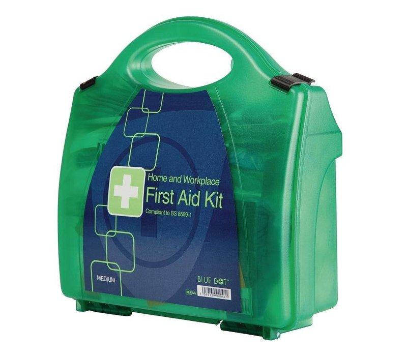 XXLselect Erste-Hilfe-Box Premium-- Medium - Grün - 20 Personen