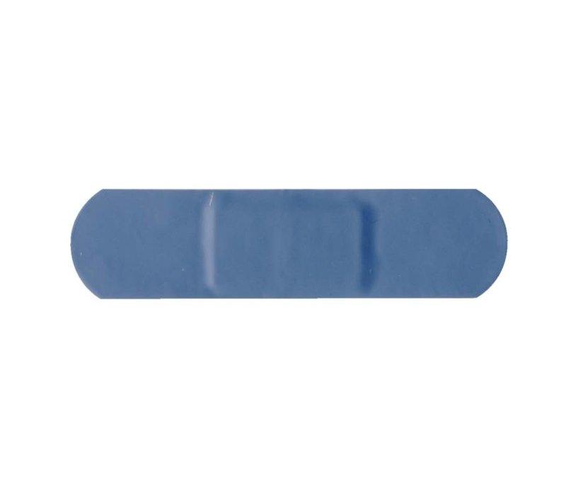 XXLselect Blauwe pleisters - Standaard - 100 stuks