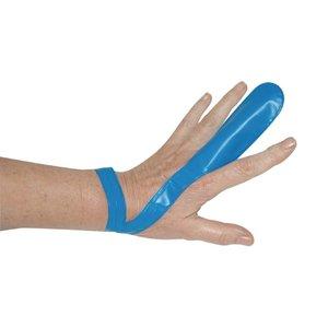 XXLselect Blue Finger Protector - Includes wrist strap -12 pieces