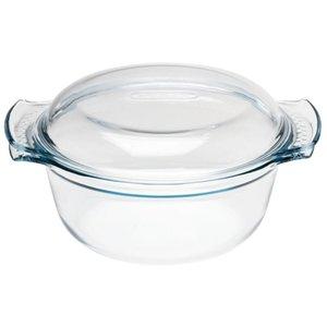 XXLselect Oven dish Round Casseroles | 2.5 Liter | 280x230x (H) 110mm