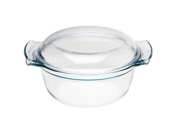 XXLselect Oven dish Round Casseroles | 1.5 Liter | 24,5x19,5x9,5cm