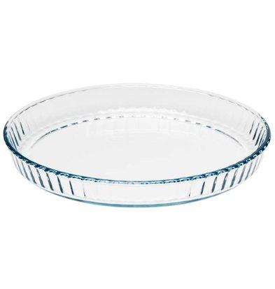 Pyrex Oven dish quiche dish | 27cm