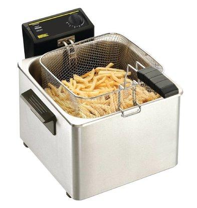 Caterlite Fryer Tabletop Grund | 8 Liter | 3 KW | 342x408x (H) 280mm