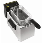 XXLselect Fryer Tabletop Basic | 3.5 Liter | 2 KW | 232 (b) x429 (d) x240 (H)
