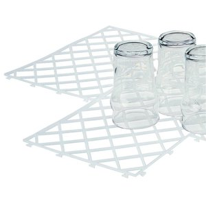 XXLselect Glasmatten - 10 stuks - 322x215mm