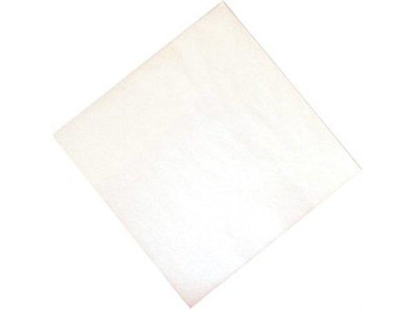 XXLselect Disposable Servetten - 3 Laags - 6 Kleuren - 1/4 Gevouwen - 40x40cm - 1000 stuks