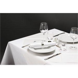 XXLselect Tablecloth - Dunisilk- two colors - 84x84cm - 100 pieces