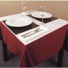 XXLselect Papieren Tafelkleed - Wit - 70x70cm - 500 stuks