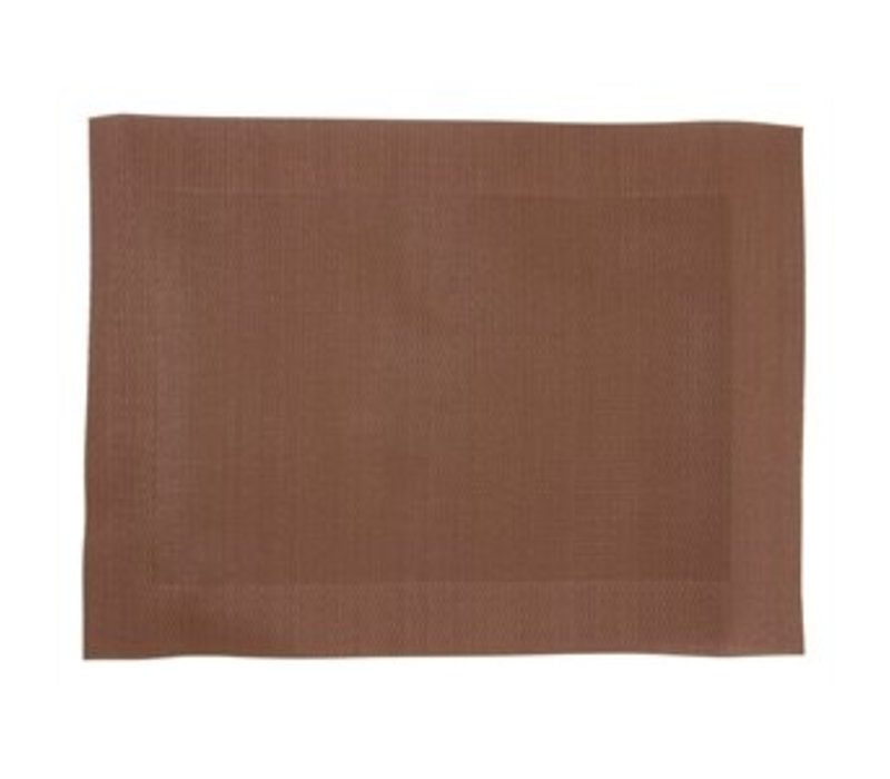 XXLselect Tischsets - Woven PVC - 3 Farben - 4 Stück - 30x40cm