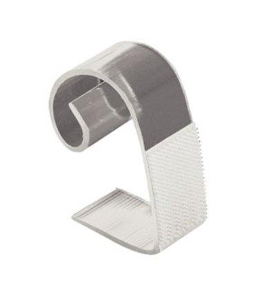 XXLselect Tischabdeckung mit Velcro-Clips - 25-50mm - 10 Stück