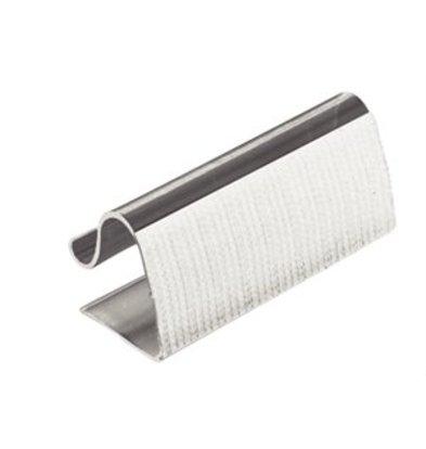 XXLselect Tafel dekken met klittenband Clips - 5-20mm - 10 stuks