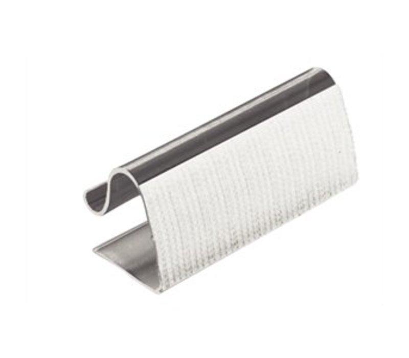XXLselect Tischabdeckung mit Velcro-Clips - 5-20mm - 10 Stück