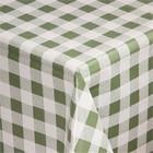 XXLselect Vierkant tafelkleed - Geruit - 3 Kleuren - 135x135cm