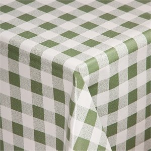 XXLselect Square tablecloth - Checkered - 3 Colours - 135x135cm