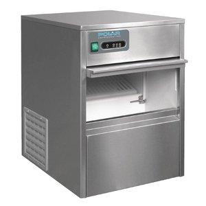 Polar Eismaschine - 20 kg / 24h -4 kg Lager - 2 Jahre Garantie
