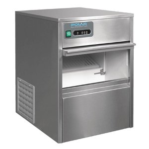 Polar Ice machine - 20 kg / 24h -4 kg Stock - 2 years warranty