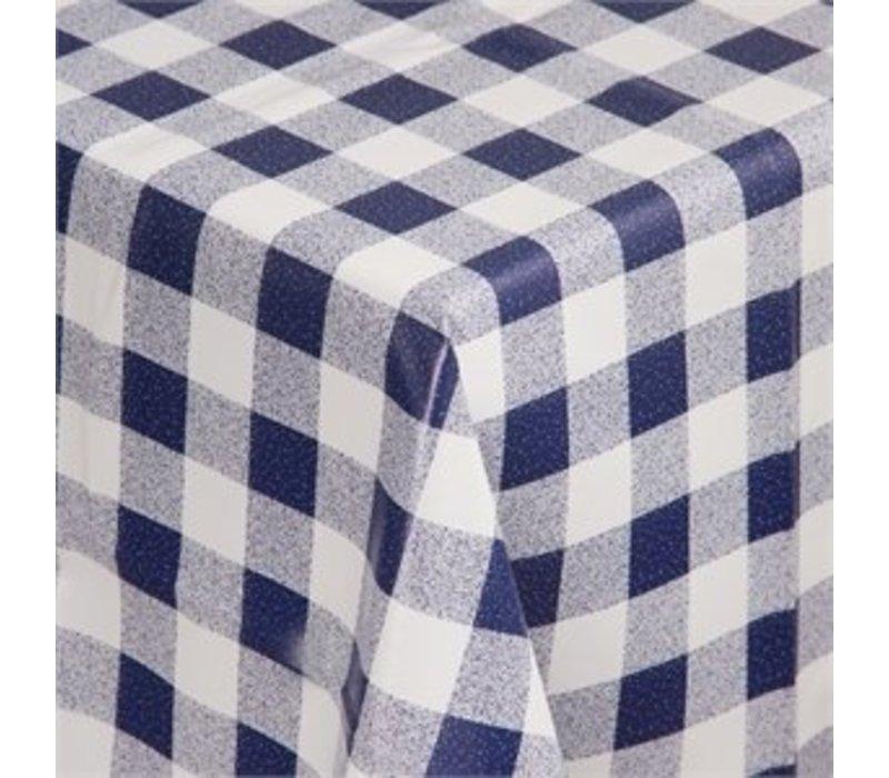 XXLselect Square tablecloth - Checkered - 3 Colours - 135x135cm