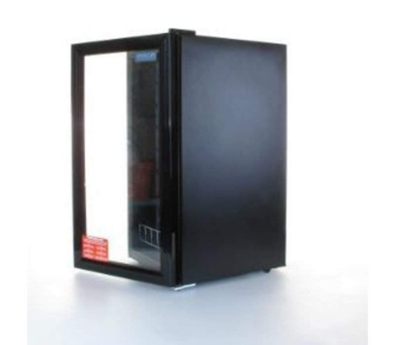 polar flaschen k hlschrank wein k hlschrank 28 flaschen 88 liter 430x480x h 830mm. Black Bedroom Furniture Sets. Home Design Ideas