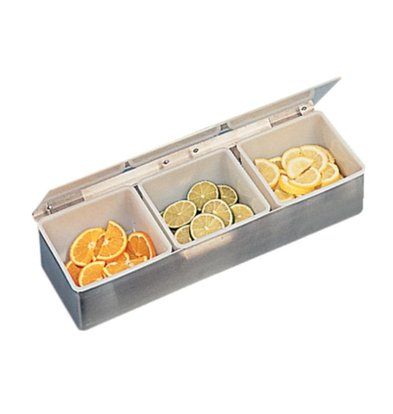 XXLselect Bar Station | 3 Container | 461x152x (H) 76 mm