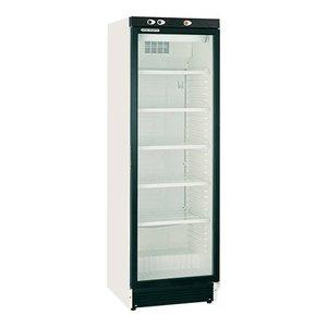 XXLselect Kühlschrank mit Glastür - 5 legroosters - 372 Liter - 60x64x (h) 183cm