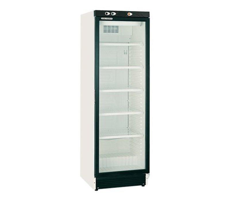 XXLselect Refrigerator with Glass Door - 5 legroosters - 372 Liter - 60x64x (h) 183cm
