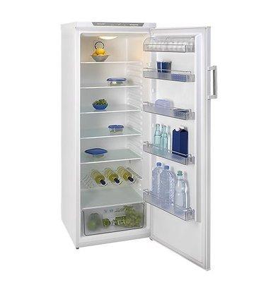 Exquisit Kühlschrank - 6 verstellbare Einlegeböden - 350 Liter - 64x60x (h) 175cm