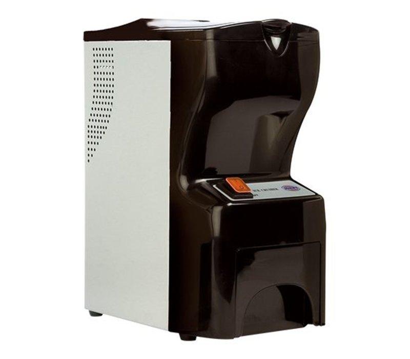 XXLselect Ijsvergruismachine ABS - 48kg p / h - Storage 2.5kg - 300x190x (H) 400mm